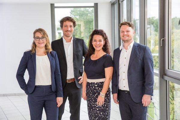 Team der KEFF Südlicher Oberrhein