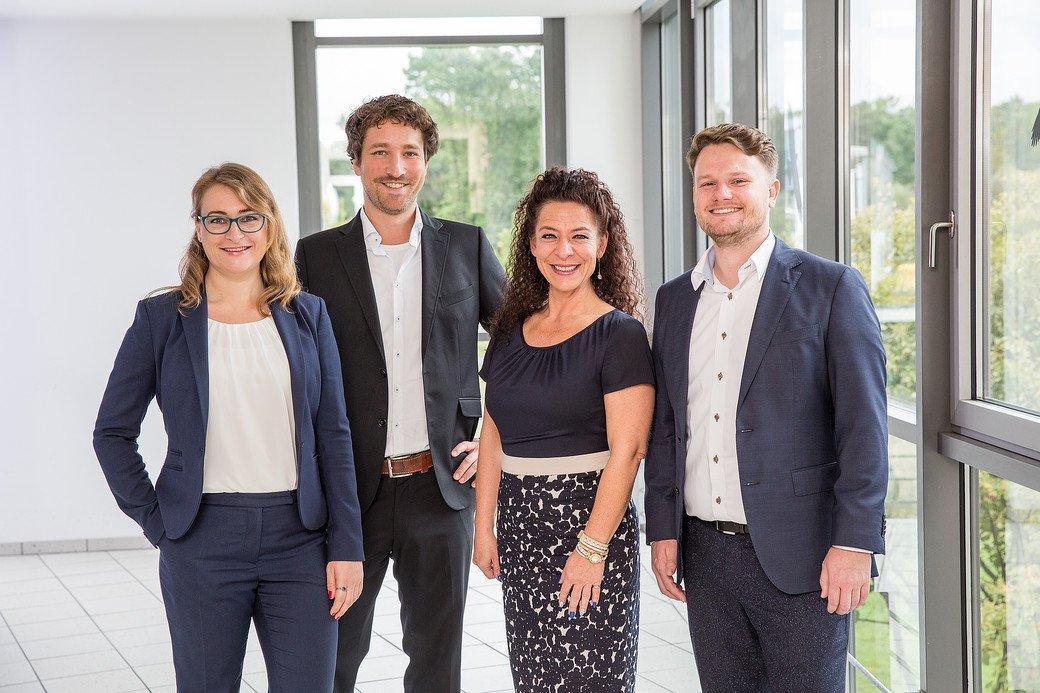 Das Team der KEFF Südlicher Oberrhein