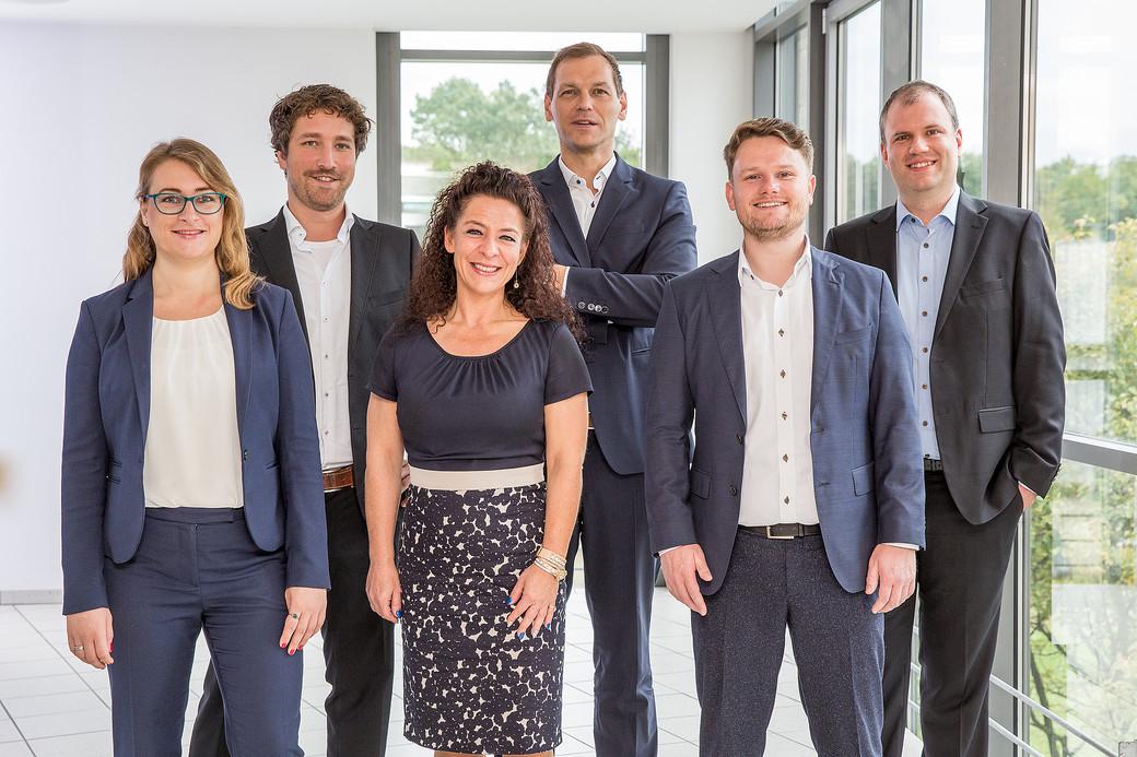 Das Team der Klimapartner Oberrhein