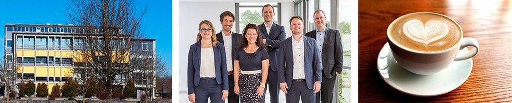 Geschäftsstelle und Team der Klimapartner Oberrhein