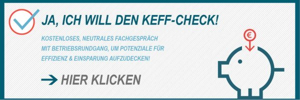 Ja, ich will den KEFF-Check